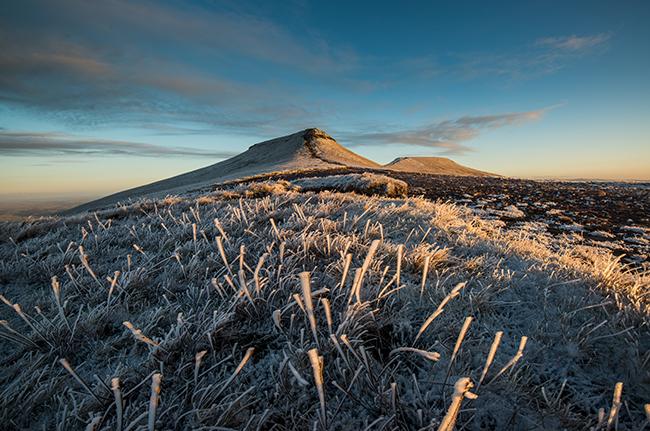 Cribyn dawn_Brecon Beacons_Landscape_Nigel Forster_091112017