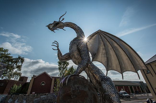 The Dragon, Ebbw Vale