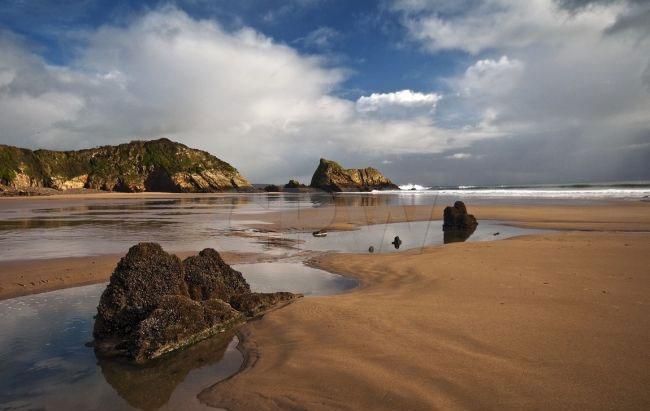 Pembrokeshire, Gower and West Wales