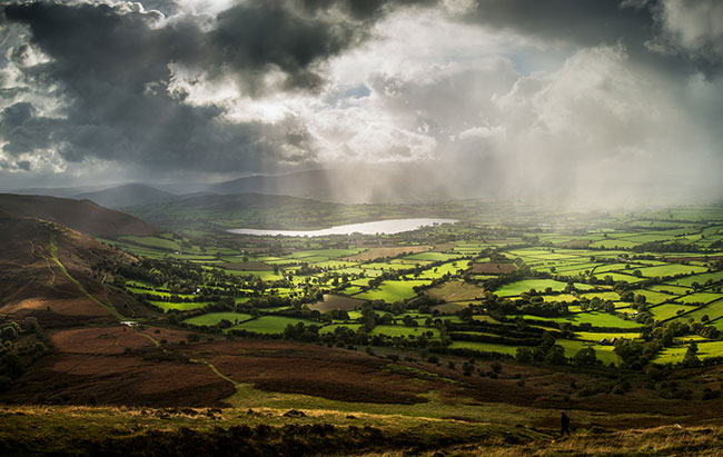 Brecon Beacons and Mid Wales
