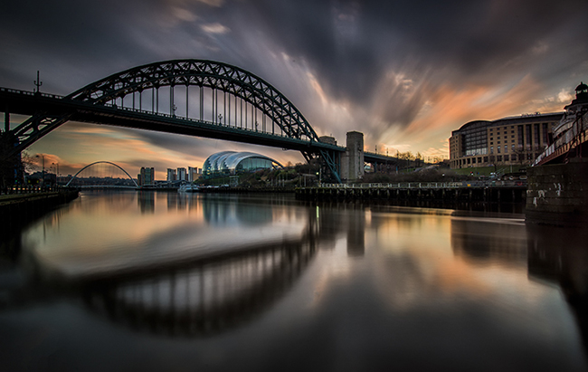 Newcastle and the Northumbria Coast | Nigel Forster