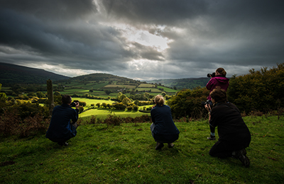 Photography Teambuilding with Creative Photography Training