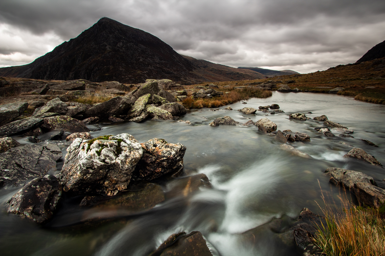 Image by Paul Makin. Snowdonia Photography Workshop with Nigel Forster