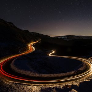 Rhondda Valley Night Sky Photography Workshop