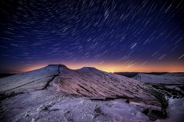 Brecon Beacons Night Sky Photography Workshop